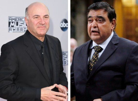 Deepak Obhrai: Kevin O'Leary Might Be A Better Fit For The