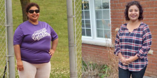 Weight Lost: How This Woman Lost 50 Pounds Without Depriving Herself Of