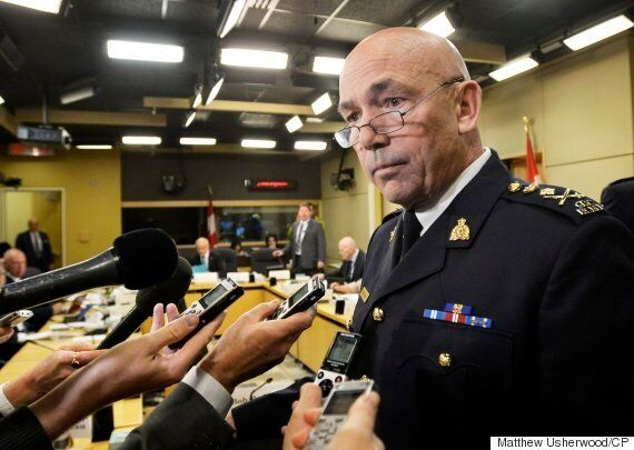 Bob Paulson: Mounties Committed To Reconciliation With Indigenous