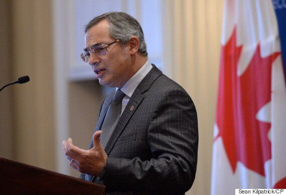 Tony Clement Is Officially In The Conservative Leadership