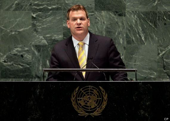 Canada's Foreign Affairs Department Openly Disloyal To Baird: U.S. Official In 2012