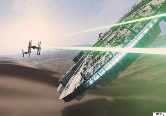 'Star Wars: The Force Awakens' Tickets Are Selling At Insane Prices On