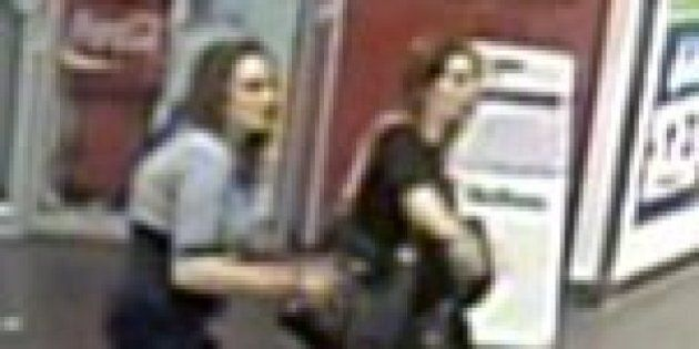 Vancouver SkyTrain Suspects Hurled Racial Slurs Before