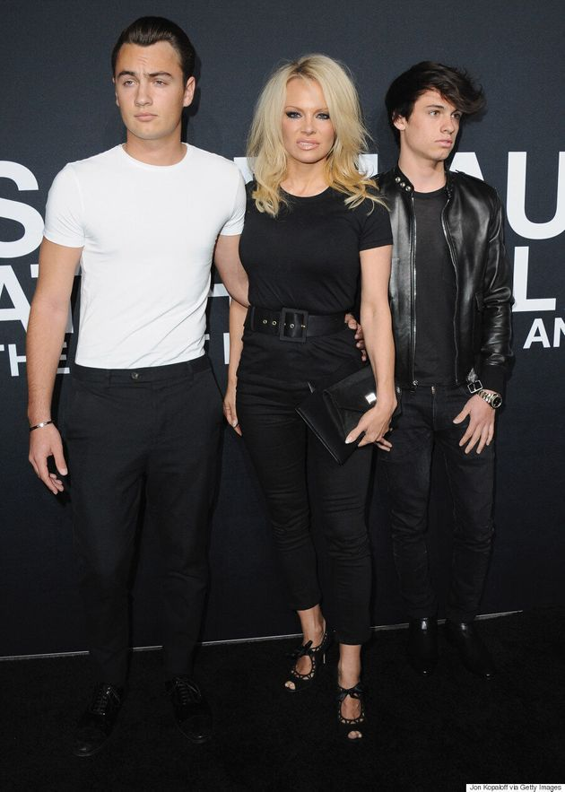 Lady Gaga And Justin Bieber Attend Star-Studded Saint Laurent Event In