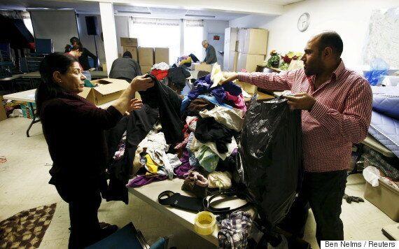 Refugee Response Exposes Overreliance On Voluntary
