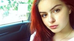 Ariel Winter Has Gone To The Dark