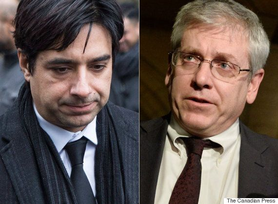 Charlie Angus: Jian Ghomeshi's Trial Is About Him, Not The