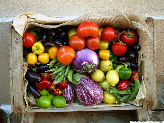 The More Fruit And Vegetables You Eat, The Happier You Are, Suggests New