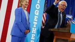 Bernie Sanders Endorses Hillary
