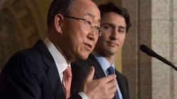 Canada Will Seek UN Security Council Seat: