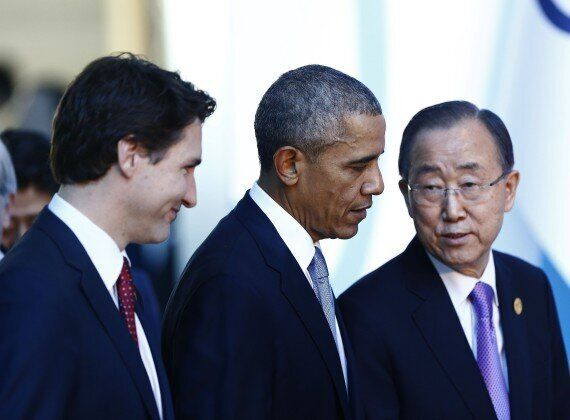 Trudeau, UN Chief To Talk Climate, Refugees And Peacekeeping During Ottawa