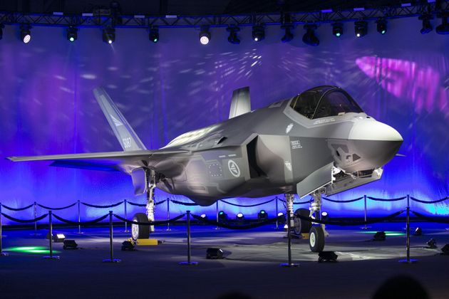 F-35's Rejection Would Cost Canada 10,000 Jobs, Lockheed Martin