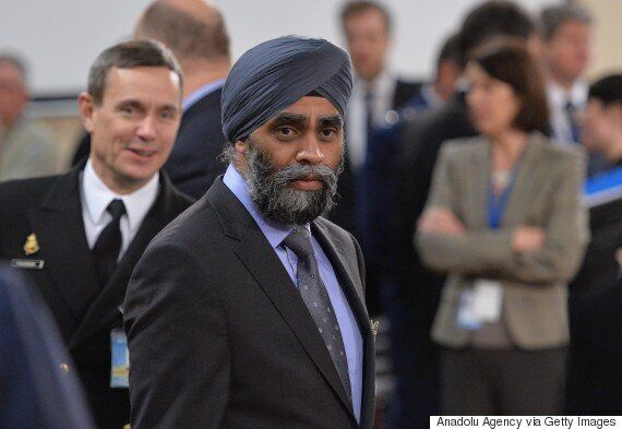 Ash Carter, U.S. Defence Secretary, Thanks Harjit Sajjan For Extra Iraq
