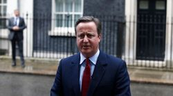 David Cameron Sings Jolly Tune In Most British Exit Of All