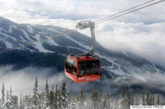 Whistler Blackcomb Is On Track For A Record-Breaking