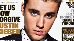 Justin Bieber Suits Up For The Cover Of