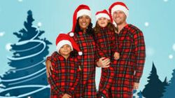 Every Family Needs A Matching Set Of Christmas Pajamas.