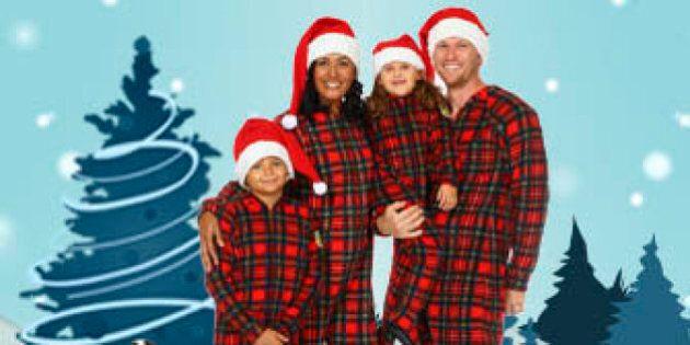 Family Christmas Pajamas Canada.Family Christmas Pajamas Every Family Needs A Set