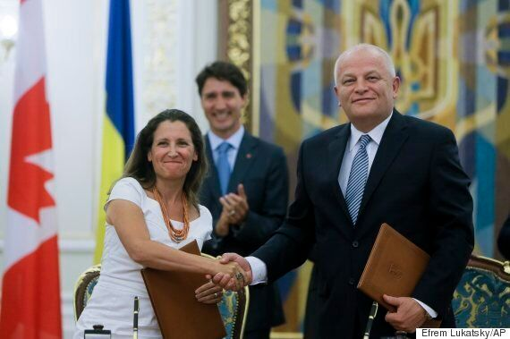 Trudeau's Ukraine Visit: PM Won't Say If Canada Will Keep Sending Military