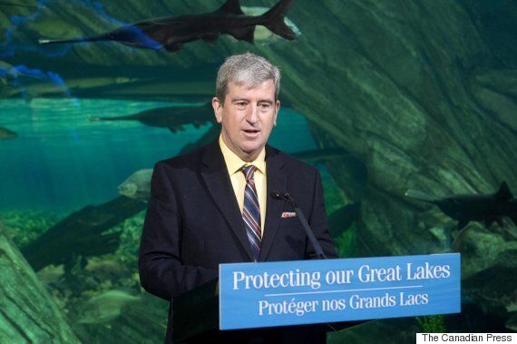 Glen Murray Lowers Expectations For First Ministers' Climate