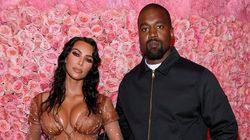 Kim Kardashian et Kanye West sont parents pour la 4e