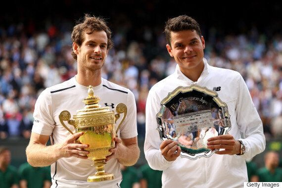 Wimbledon Results: Milos Raonic Falls To Andy Murray After Making Canadian Tennis