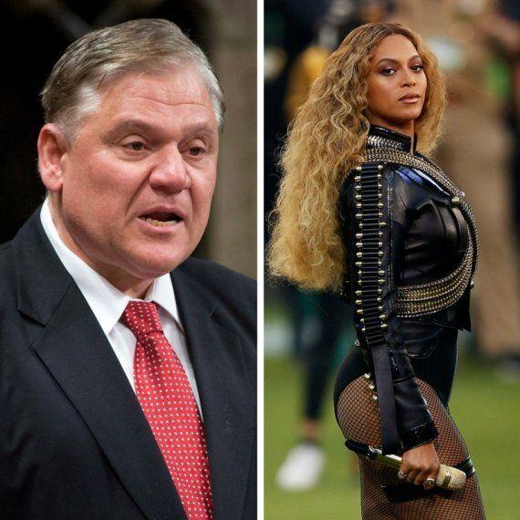 Jim Karygiannis, Toronto City Councillor, Denies Calling For A Beyonce