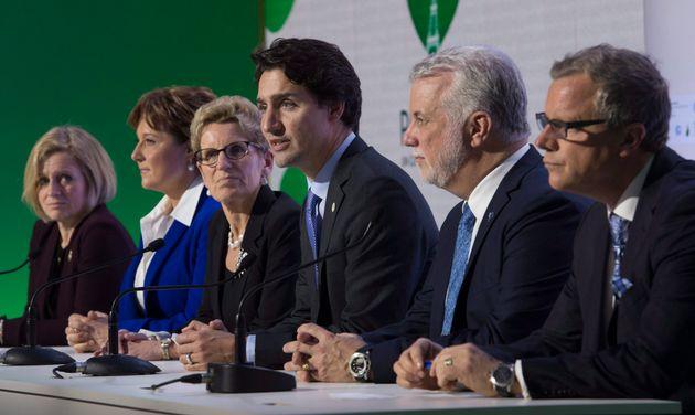 COP21: Canada Pledges $300M To International Clean Tech