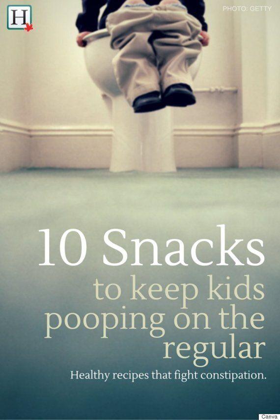 High Fiber Foods: 10 Snacks To Help Your Kids Poop On The