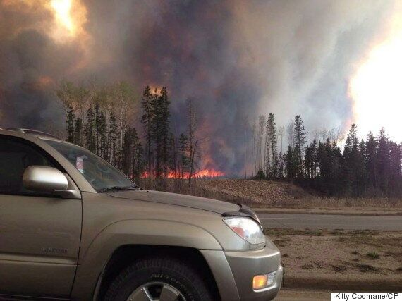 Oilsands Companies Won't Take A Cent In Wildfire Insurance