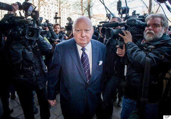Mike Duffy Files Senate Paperwork Ahead Of Fraud