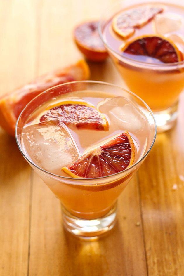 Cooking In Season: Four-Ingredient Grapefruit