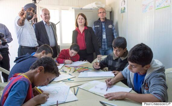 Canadian Refugee-Processing Centre Opens In