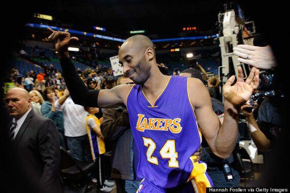 Kobe Bryant Retiring After 2015-16