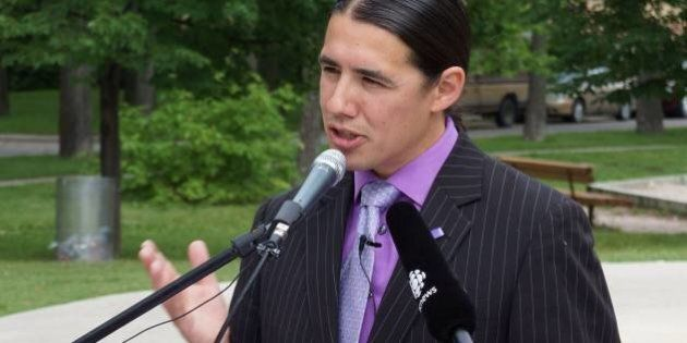 Robert-Falcon Oullette, Rookie Winnipeg MP, Withdraws From Speaker Race Following