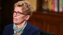 Wynne Says She Shares Concerns About Medical Marijuana Vaping