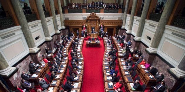 B.C. Throne Speech Promises To Look At Real Estate