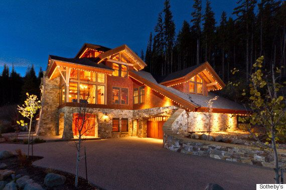 B.C. Vacation Real Estate Snapped Up By Rich