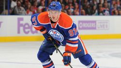 Connor McDavid Is As Fast At Healing As He Is On The