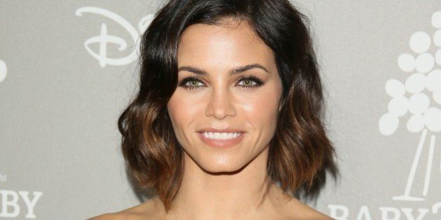 CULVER CITY, CA - NOVEMBER 14: Jenna Dewan Tatum attends the 2015 Baby2Baby Gala presented by MarulaOil...