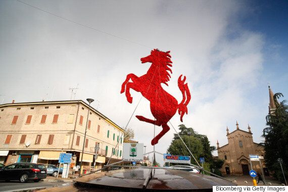 Ferrari's Hometown, Maranello, Is Getting Sick Of The Sound Of Peeling