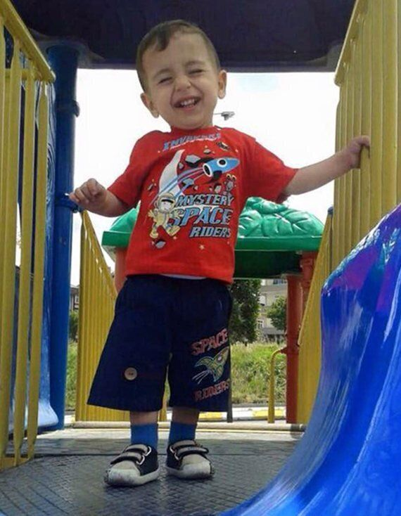 The Family Of Alan Kurdi, The Syrian 'Boy On The Beach,' Is Coming To