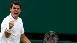 Milos Raonic Makes Canadian Tennis