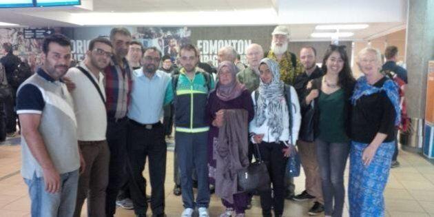 Andrew Ference Donates $10,000 To Edmonton Syrian Refugee