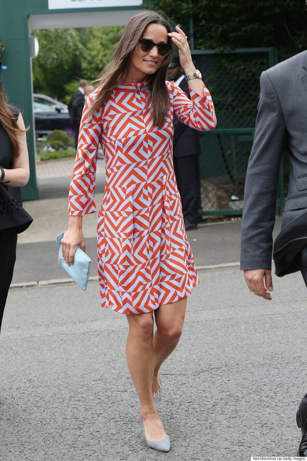 Best Dressed Of The Week: Pippa Middleton, Kate Middleton, Celine Dion And