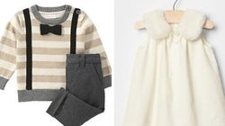 10 Cutest Looks For Your Kids' Santa