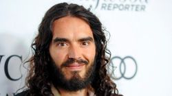 Russell Brand Is Joining The Dad