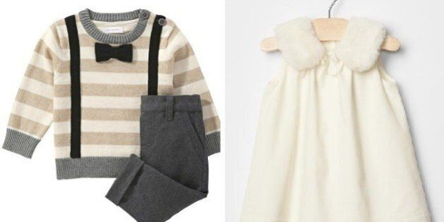 Christmas Outfits Canada: 10 Cutest Looks For Your Kids' Santa