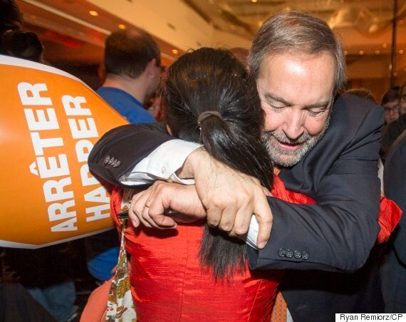 NDP's 'Cautious Change' During 2015 Election Didn't Resonate: Internal