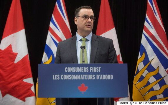 James Moore Appointed University Of Northern B.C.